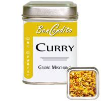 Grobe Curry Mischung